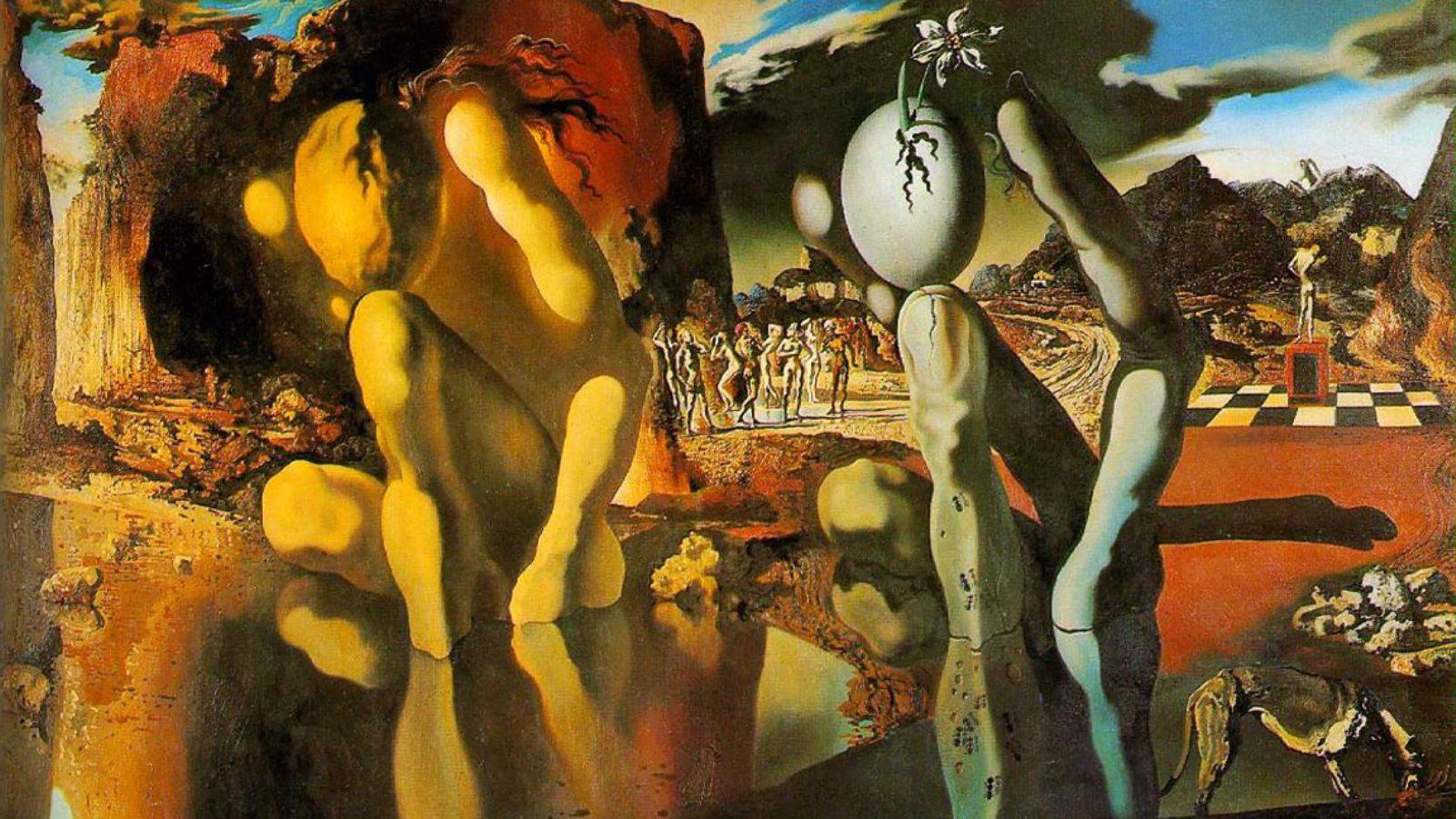 Todo Dalí, en el Reina Sofía