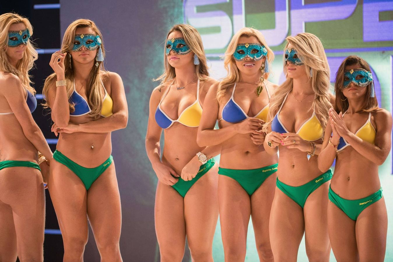 Самые красивые бразильские жопы 1 фотография