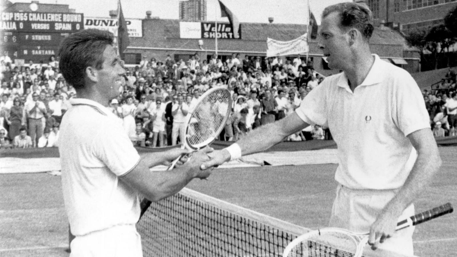 Copa Davis las siete finales espa±olas Deportes ABC Tenis ABC