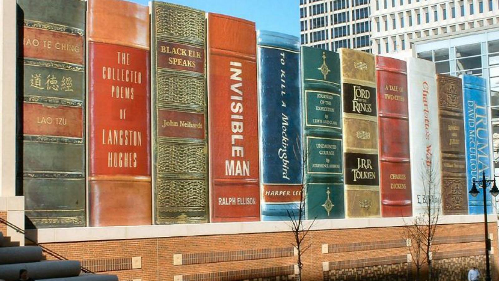 Городская библиотека канзас, сша фото галерея каталог зданий.