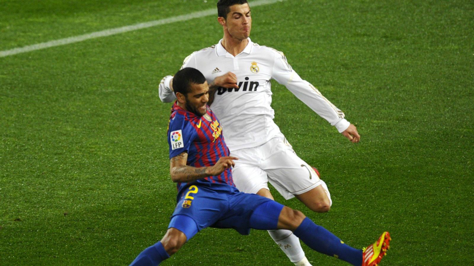 Las imágenes del clásico de vuelta copero - Deportes ABC Fútbol - ABC.es