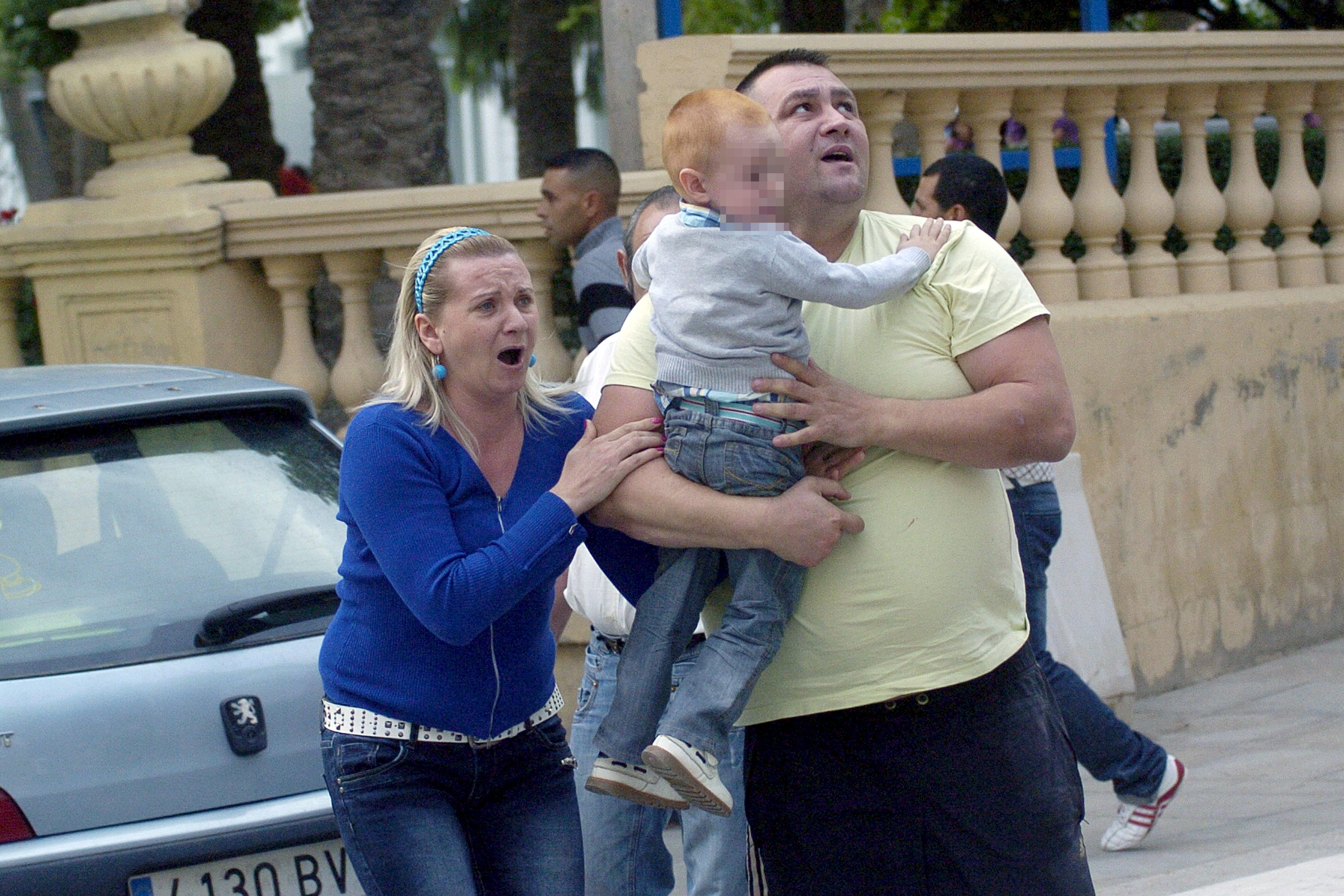 Un terremoto azota lorca murcia abc espaa - Lorca murcia fotos ...