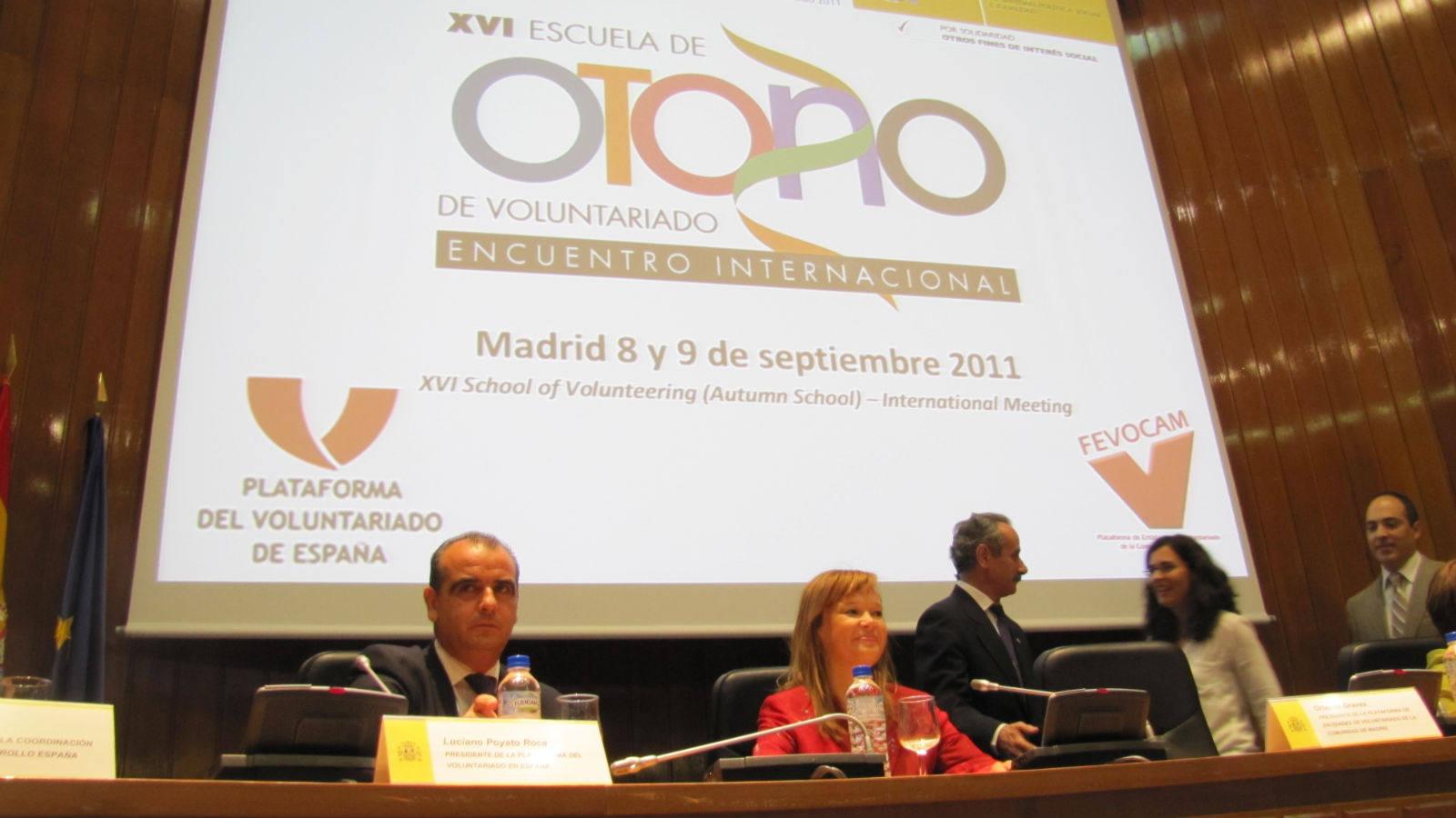 La acción voluntaria española en 2011 - Sociedad - ABC.es