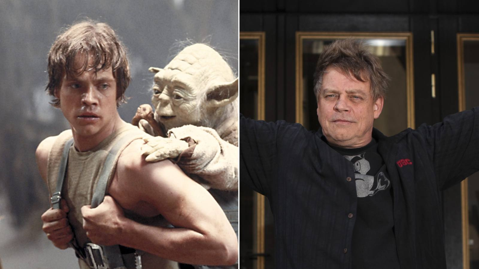 La Guerra de las Galaxias: así han envejecido sus actores - Cine ...