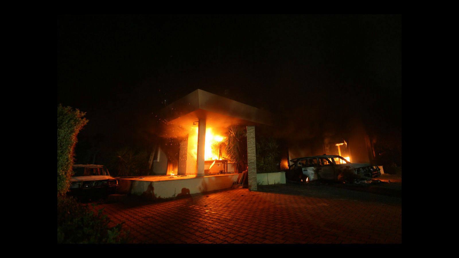 Resultado de imagen para Asalto al consulado estadounidense en Bengasi