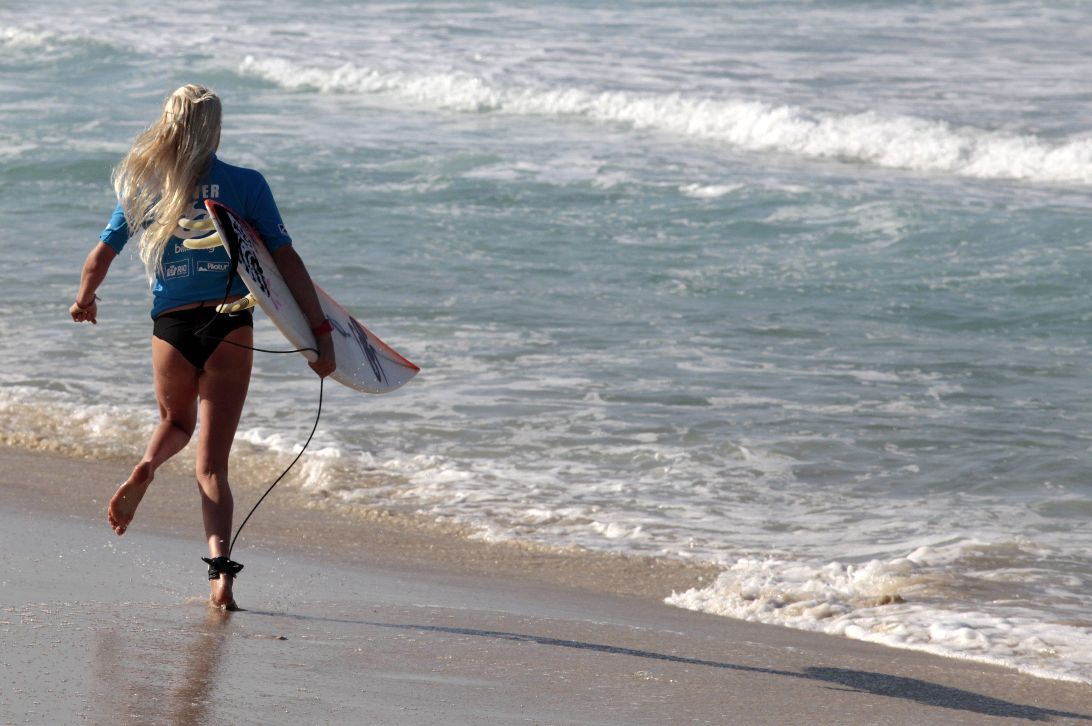 Circuito Mundial De Surf : Circuito mundial de surf en río de janeiro abc abc.es